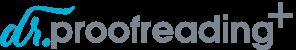 Dr.Proofreading 英文文法修改論文編輯服務 Logo